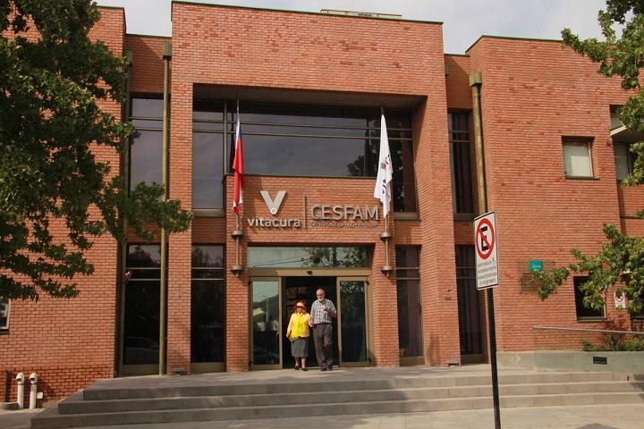 Consultorio de Vitacura, con ingreso contiguo al Centro Test Covd-19