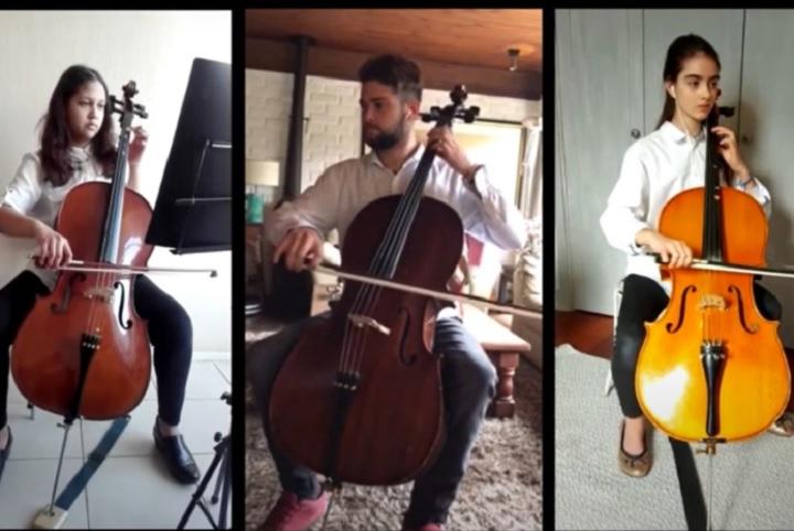 Orquesta juvenil e infantil de Vitacura