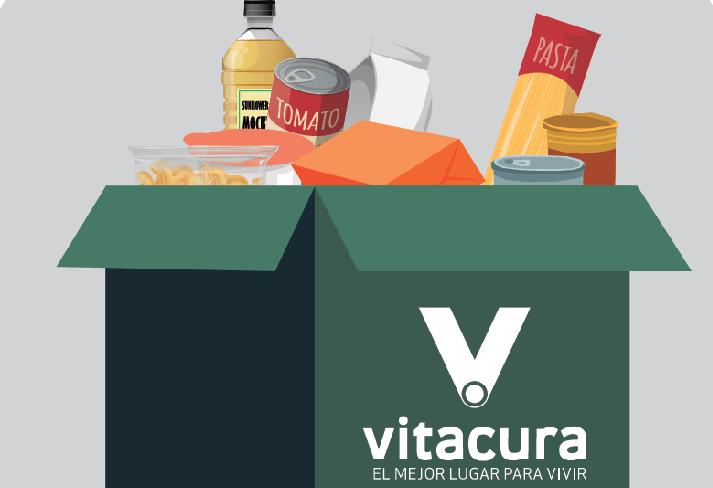 #VitacuraSolidaria