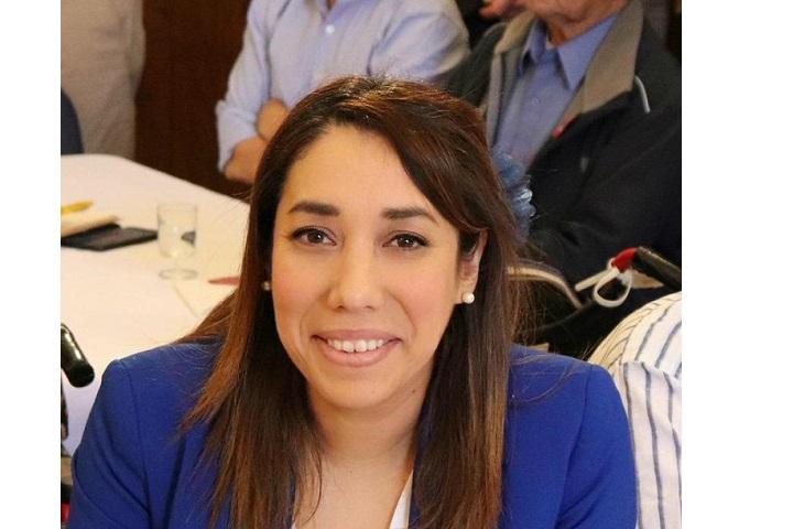 Catherine Rodríguez, seremi metropolitana de Desarrollo Social